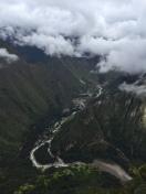 Vue sur Hydroelectrica